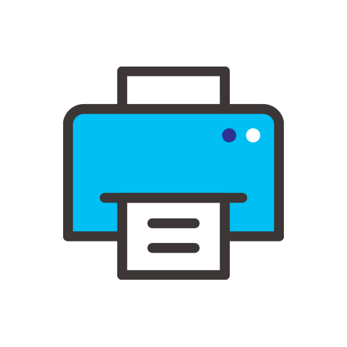 Barcode Automation System Workflow Process Step 3 Print