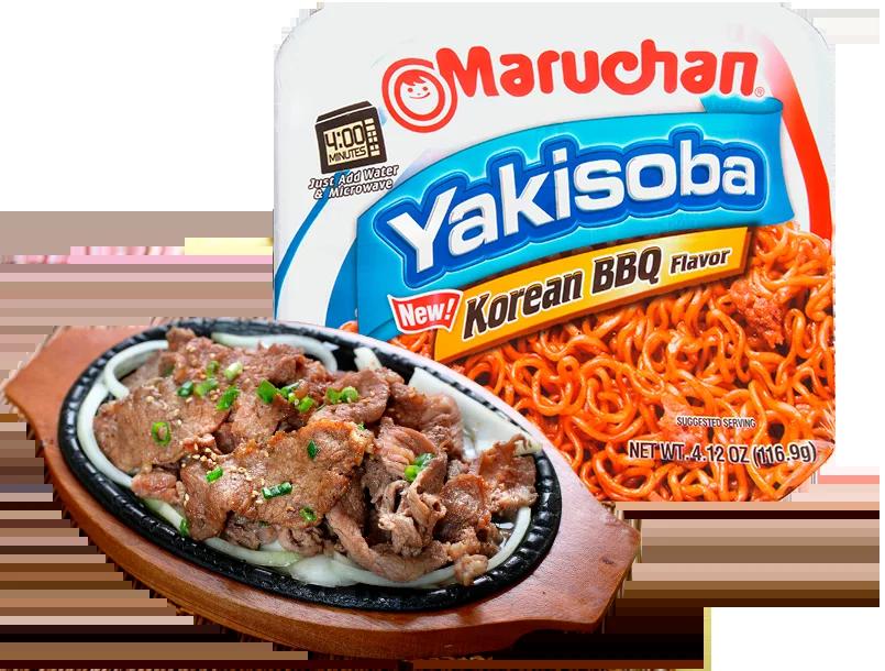 Korean BBQ Flavor