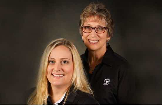 Rebecca and Cynthia Franchise Owner of the Primrose School of East Franklin