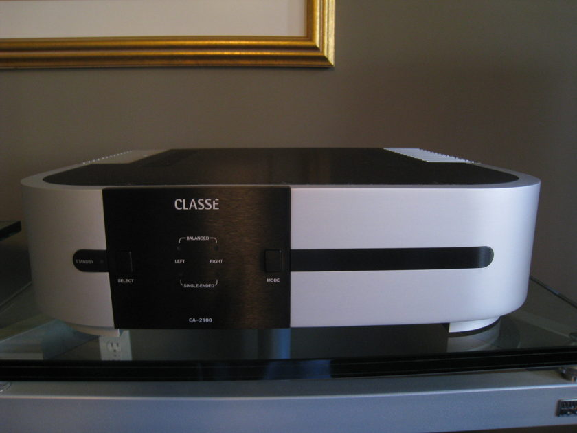 Classe Audio Delta CA-2100 Excellent condition and a great price!