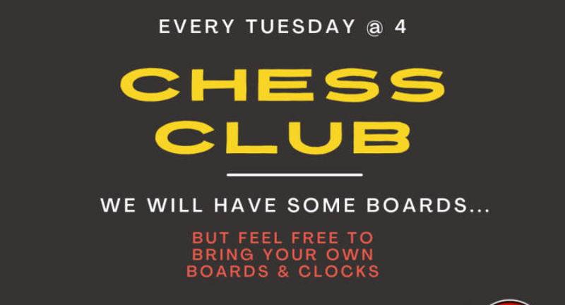 Happy Hour Chess Club