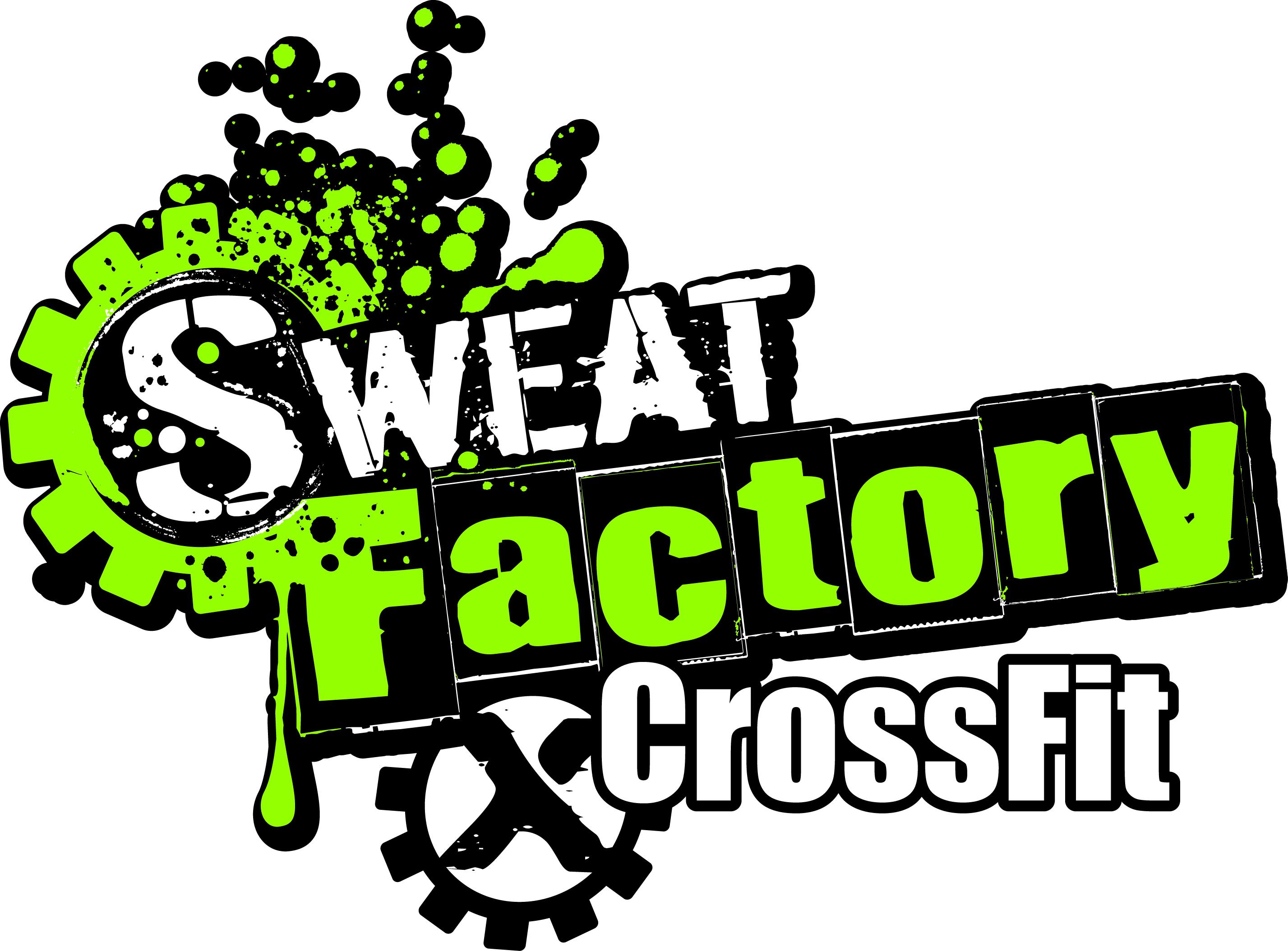 The Sweat Factory logo