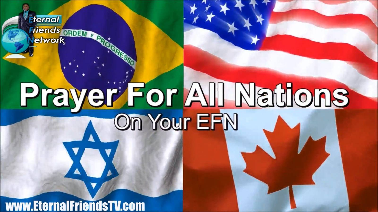 Prayer for All Nations