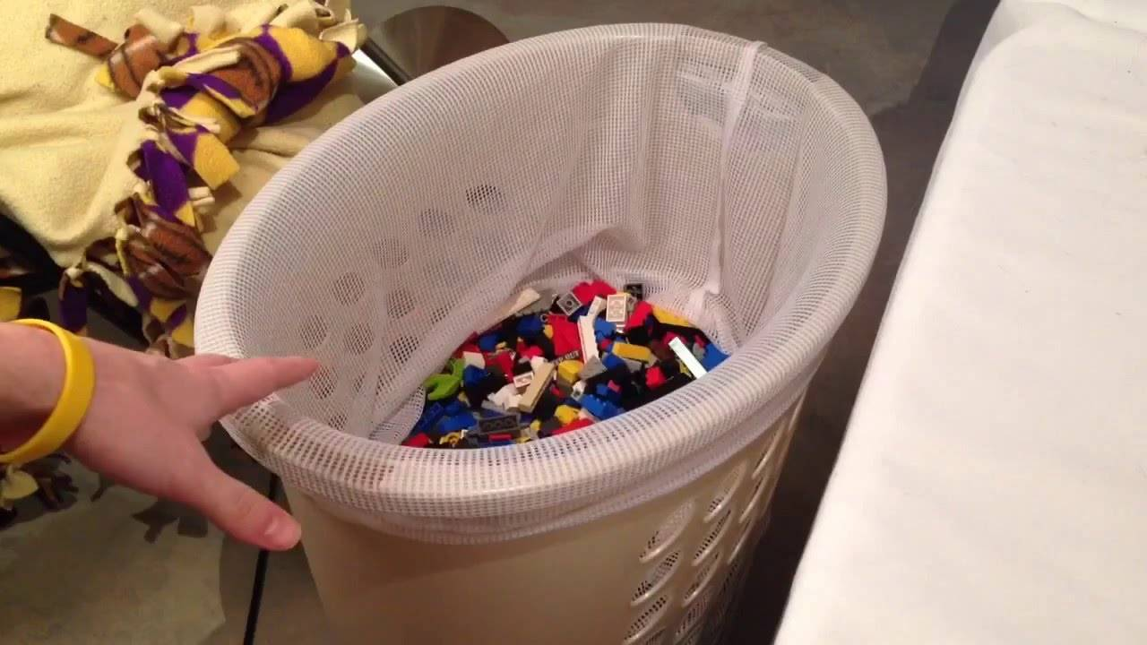 lego bricks cleaning