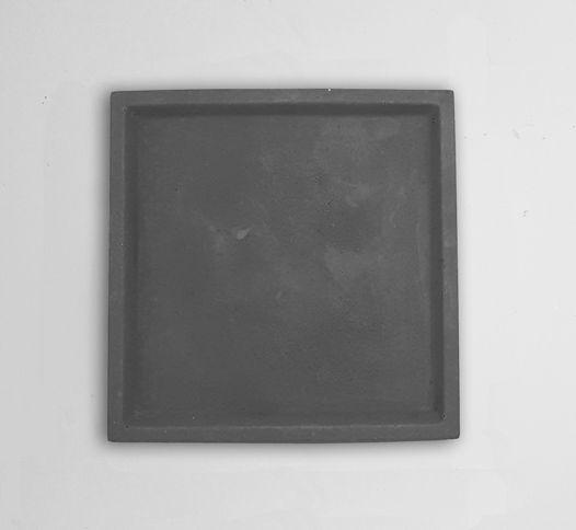 Тарелочка квадратная  размер L