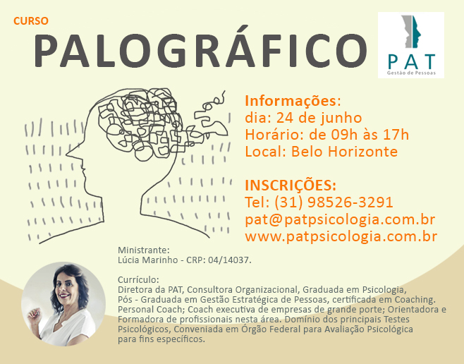 Curso - Teste Palográfico - PAT