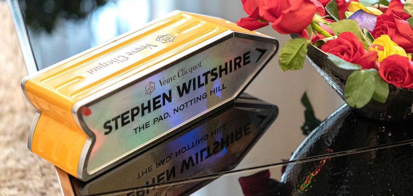 Stephen Wiltshire Ltd in London
