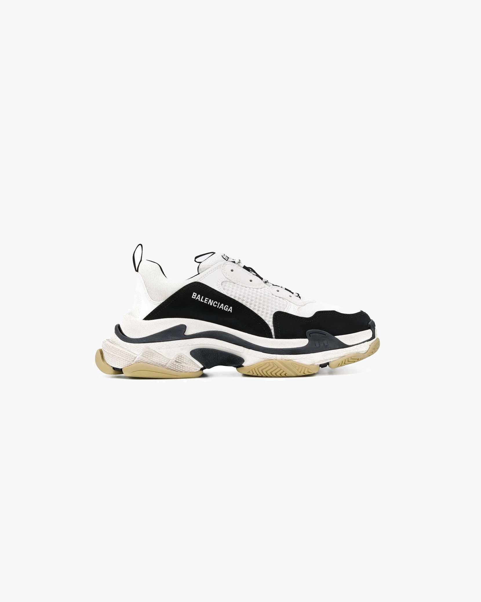 Balenciaga Triple S Low-Top Sneaker