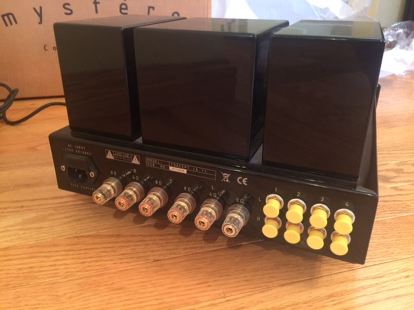 Mystere ia11 Integrated Amp Mullard EL34s