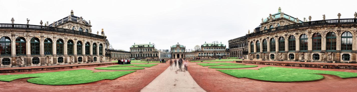 В Дрезден из Праги