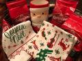 Christmas Coffee Basket