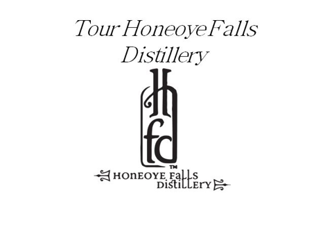Tour Honeoye Falls Distillery