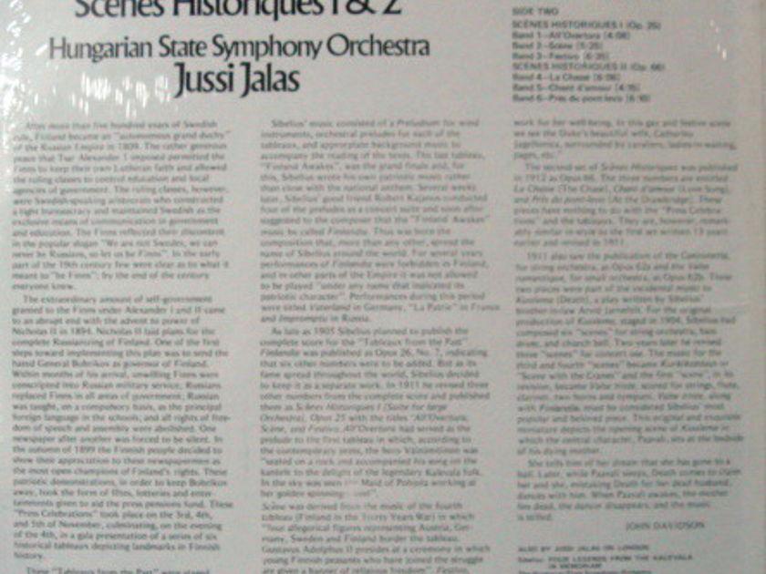 ★Sealed★ London-Decca / - JALAS, Sibelius Finlandia!