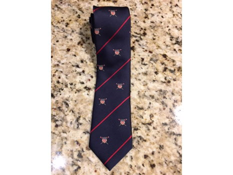 National Team Silk Tie