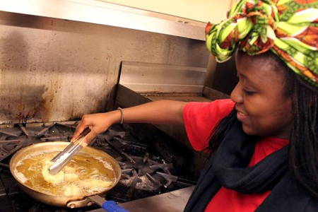 Vegetarian Cooking Class in Harare
