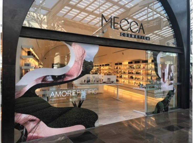 Korean skincare in Mecca