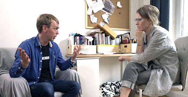 Иван Голунов дал интервью в программе «Осторожно, Собчак!» - Новости радио OnAir.ru