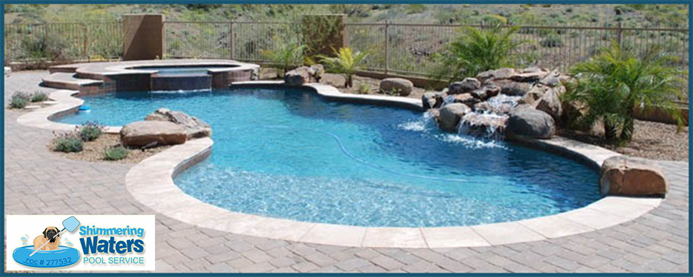 Shimmering Waters Pool Services