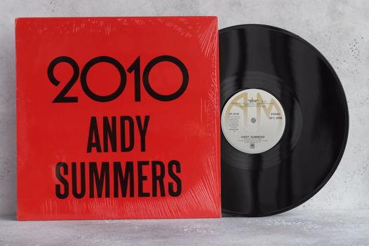 Виниловая пластинка Andy Summers - 2010/To Hal And Back (Single)