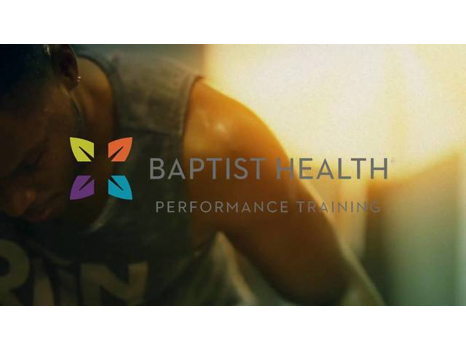Get in Shape with 3 months Training at Baptist Health Performance Training