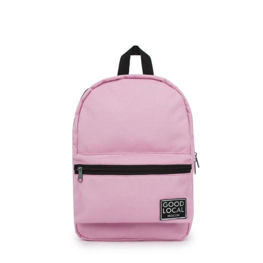 Детский рюкзак GOOD LOCAL Daypack O/Zip XS Pink/Black