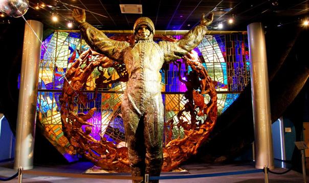 Квест по музею Космонавтики