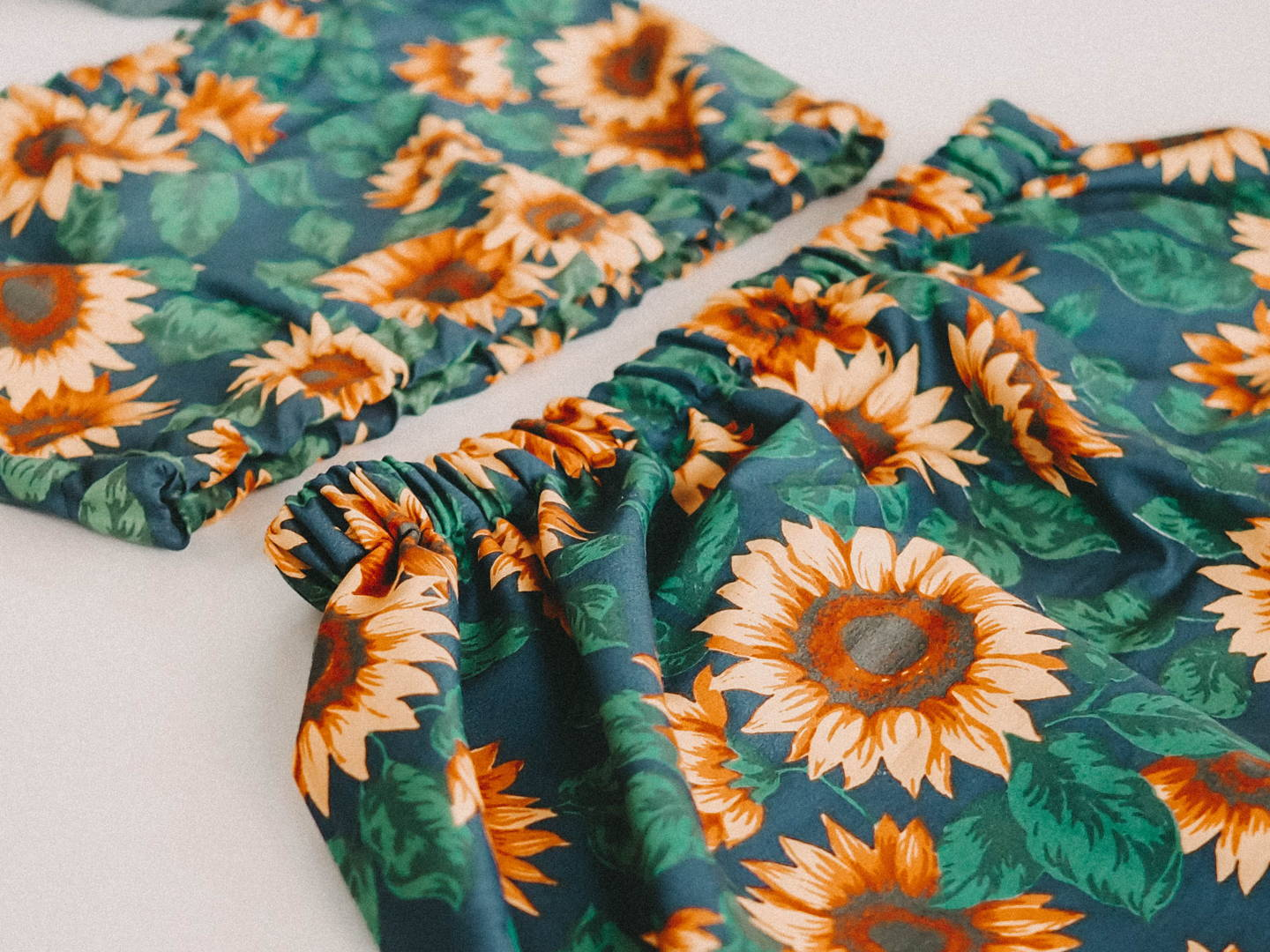 Upcycling Two-Piece Dress