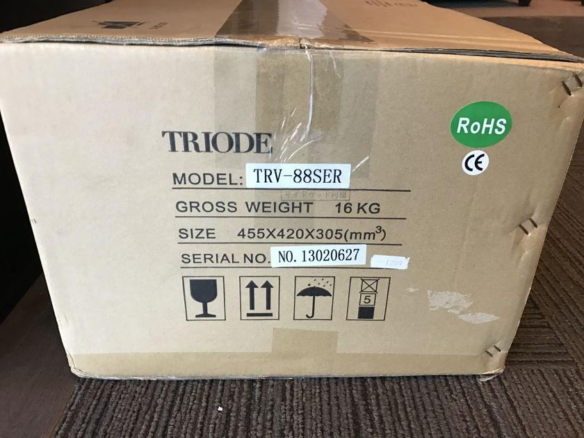 Triode Corporation TRV-88SE Tube Amplifier