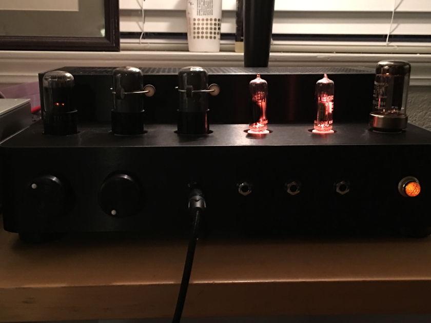 ALO Studio 6 with Teflon Caps Upgrade + Primo Tubes  and HiFi Tuning fuses