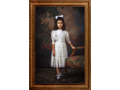 Children's Masterpiece Portrait by Masana NYC