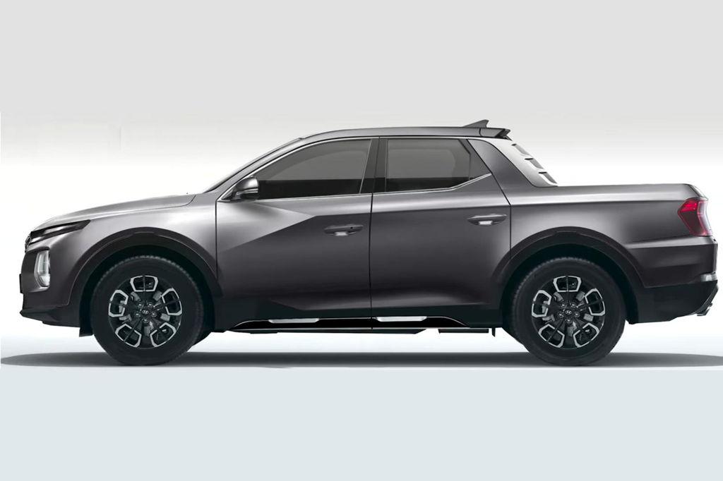 Hyundai Santa Cruz conceito
