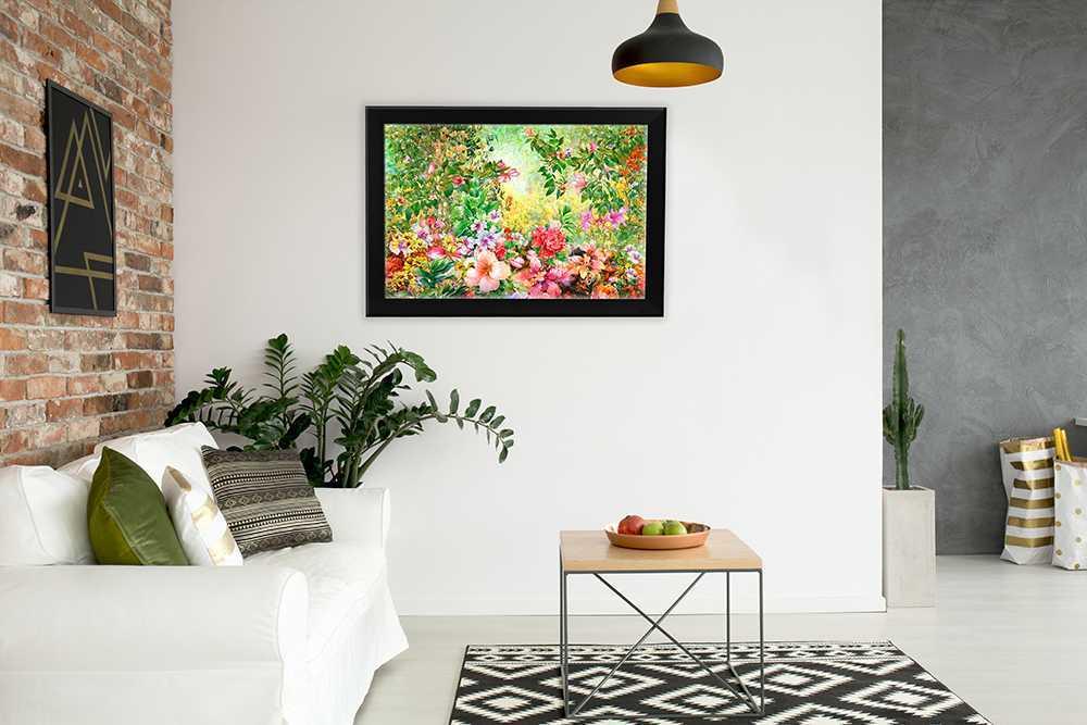 Ausgezeichnet Ready Made Picture Frame Company Bilder - Bilderrahmen ...