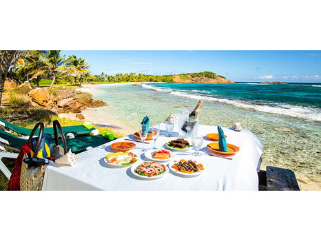 Exclusivity with an All-Inclusive Experience at Palm Island Resort, Grenadines