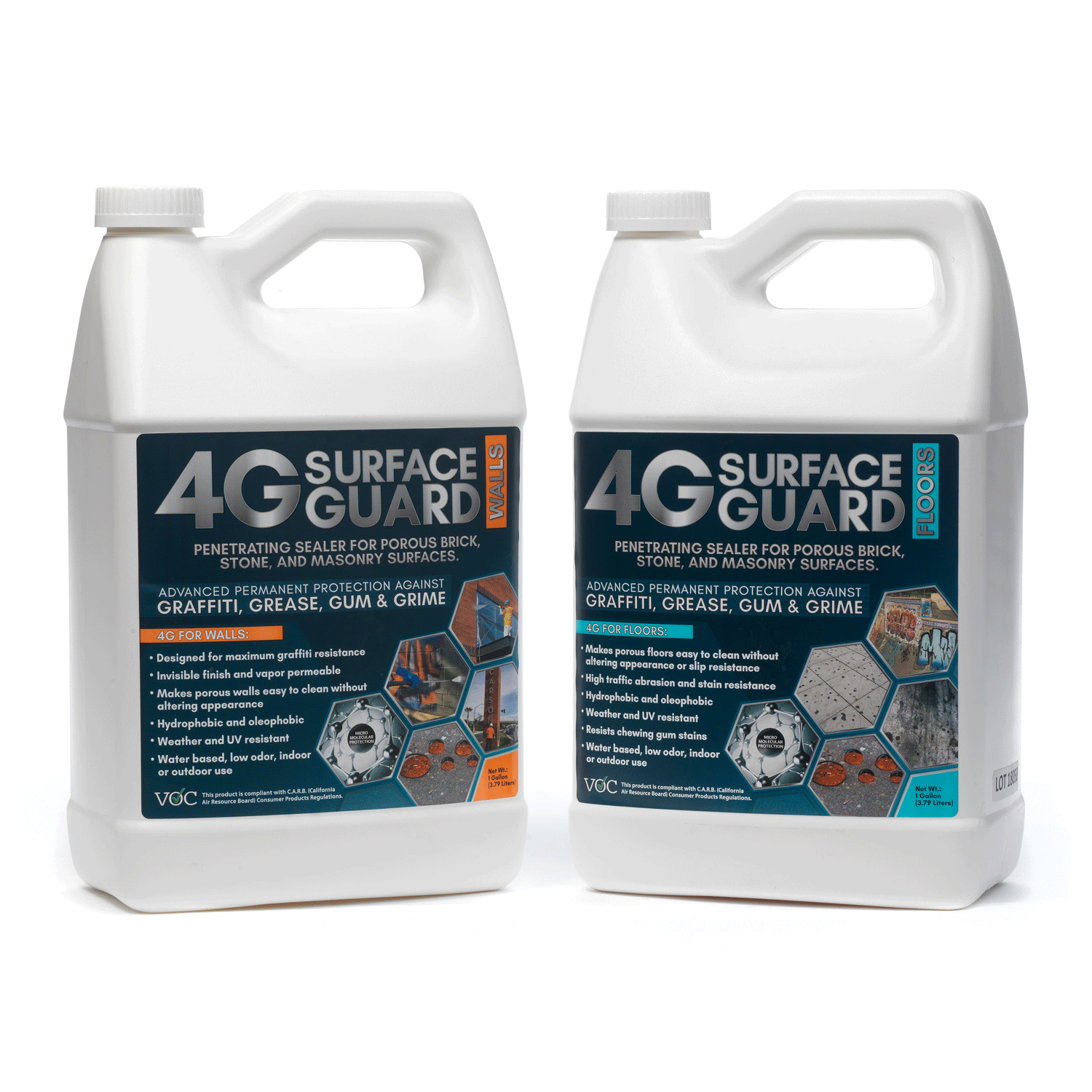 Surface Guard and Protection