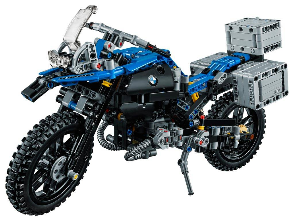LEGO BMW R 1200 GS Adventure 42063