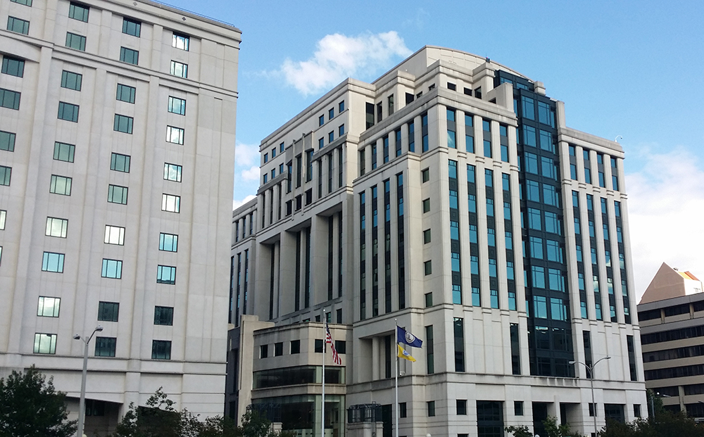 Arlington courthouse