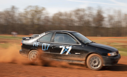 SCCA Atlanta Rallycross 2020 Points #5