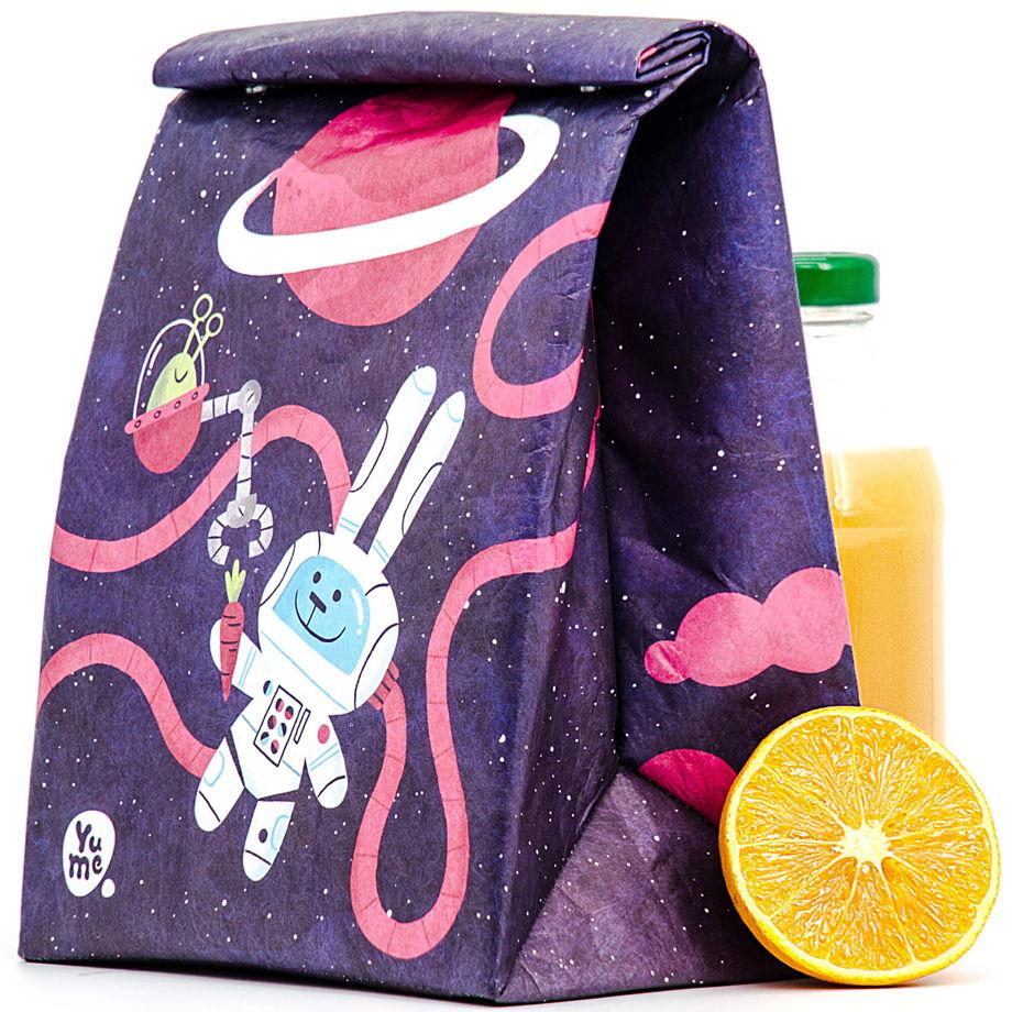"""Термосумка Youshi Lunch Bag """"Astro Bunnies"""" от YuMe"""