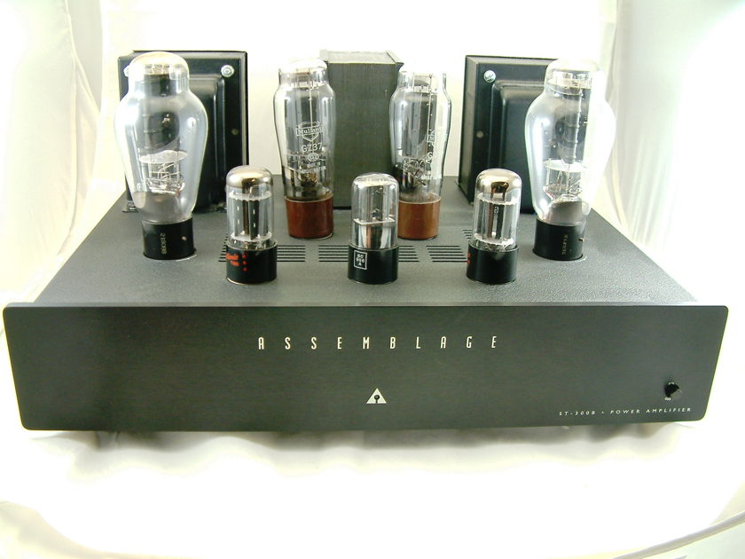 ASSEMBLAGE SET-300B Stereo Amplifier (Signature Edition + Upgraded Tube Set) - 1 Year Warranty MINT