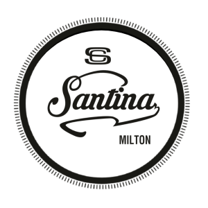 Logo - In House | Cafe Santina