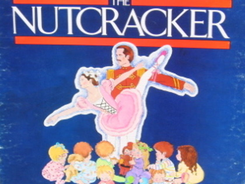 SEALED Nutcracker 2LP - on Sine Quo Non new world symphony