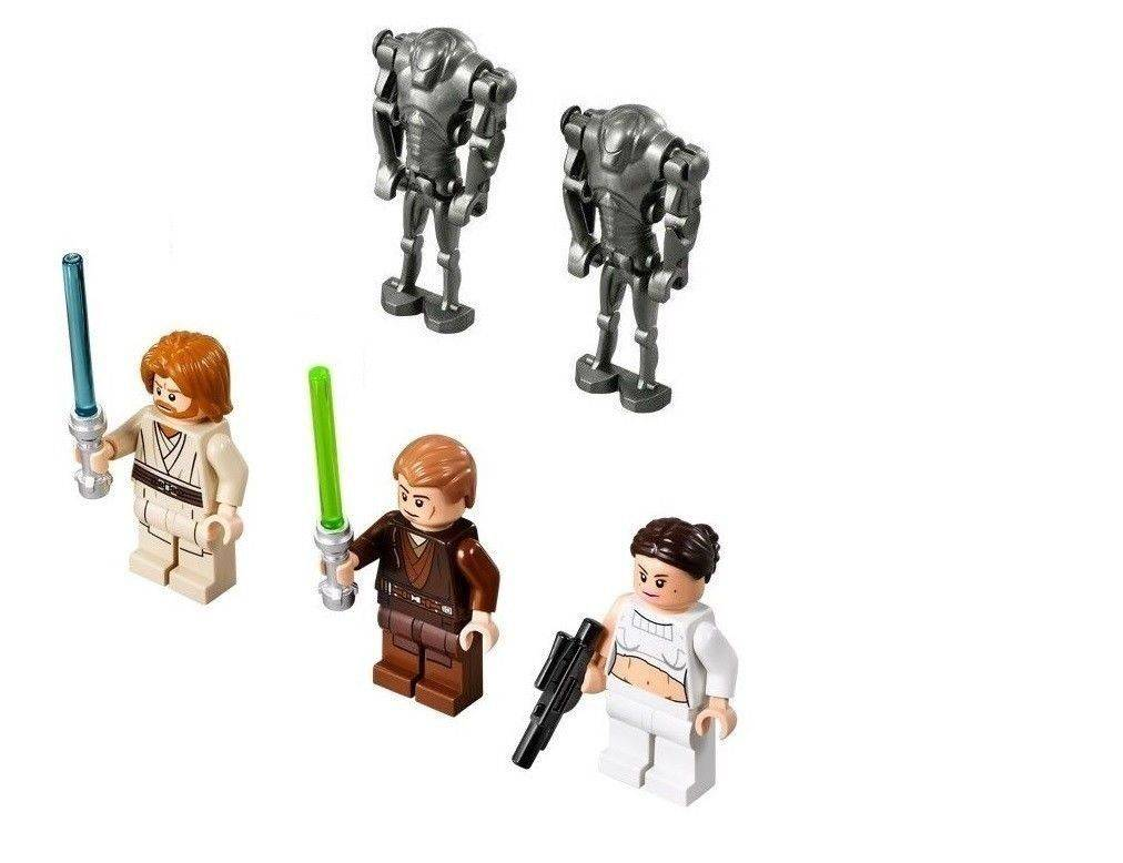 lego republic gunship minifigures