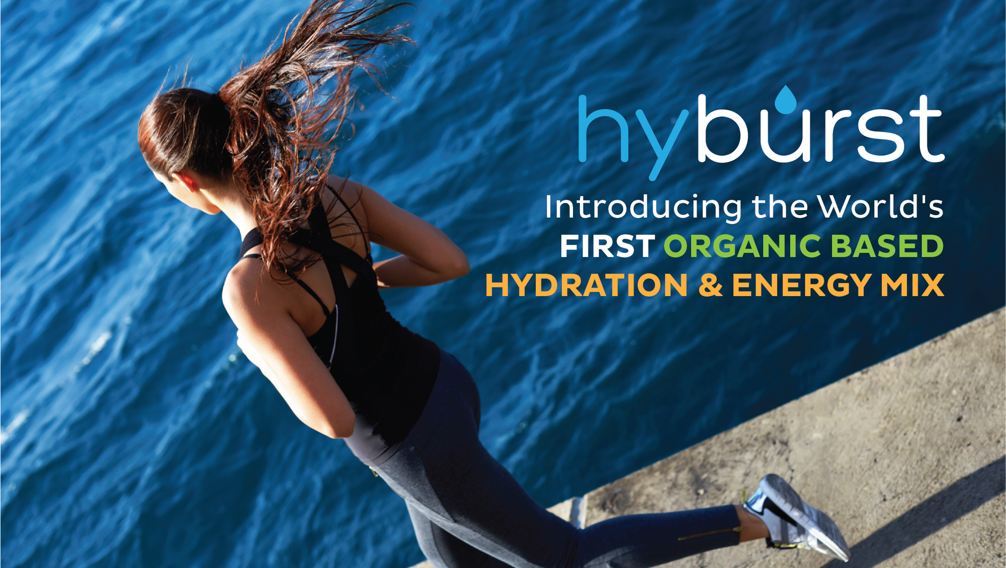 Hyburst - Worlds First Organic Based Hydration