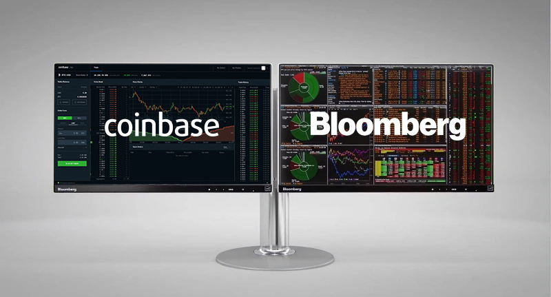 Momentum continues as Coinbase lists ADA and Bloomberg adds Cardano