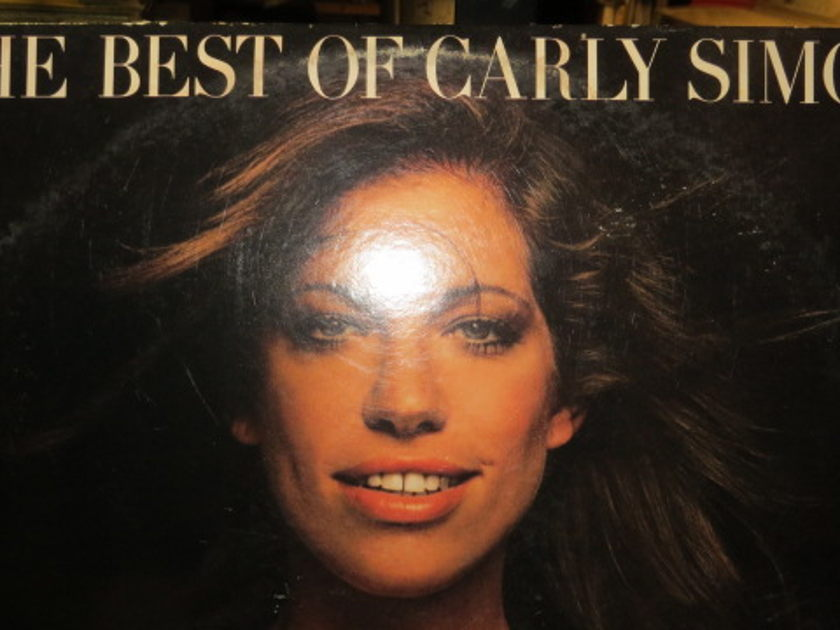 CARLY SIMON - BEST OF