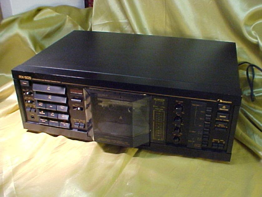 Nakamichi RX-505 Cassette Deck Auto Reverse