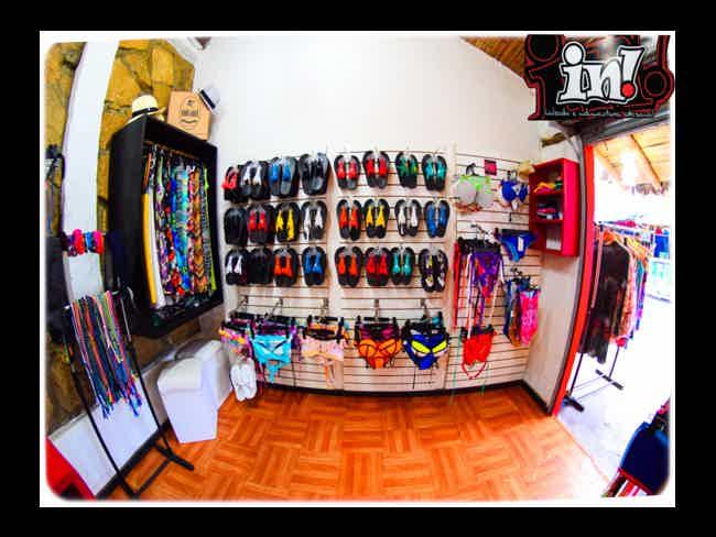 in! Tienda de Calzado e Indumentaria Artesanal-Montañita