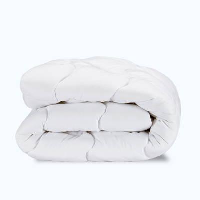 sleep zone bedding mattress pad white thick folded roll