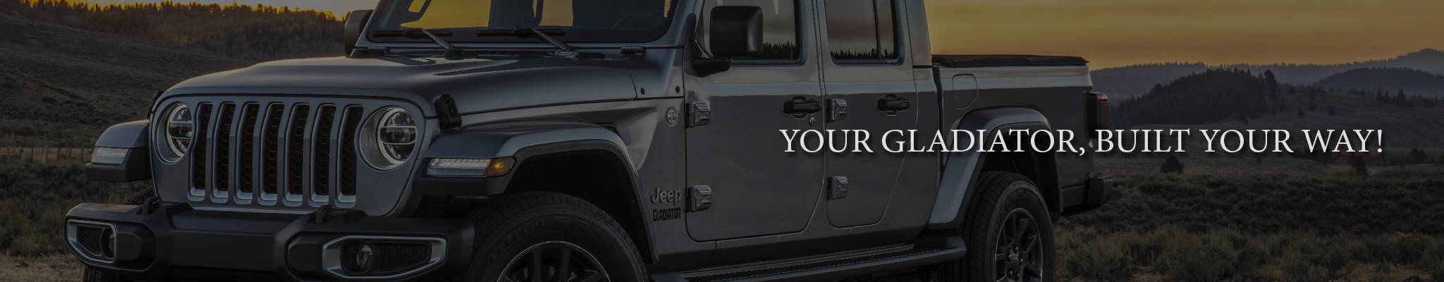 3C Truck Conversions Your JEEP JT Gladiator Truck Built Your Way! Customize your Build Here.
