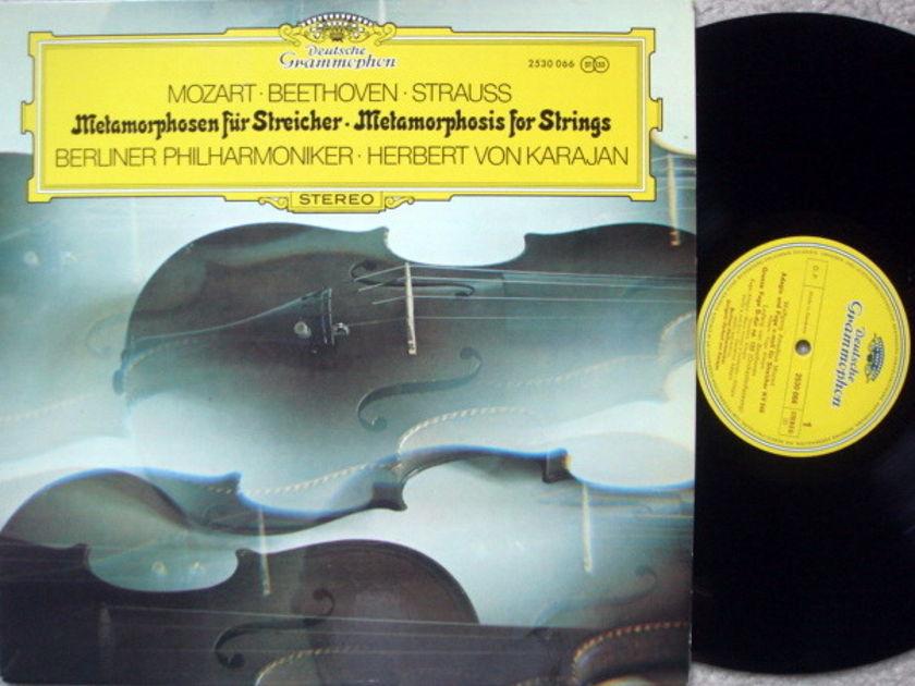 DG / KARAJAN-BPO, - Mozart Metamorphosis for Strings, MINT!